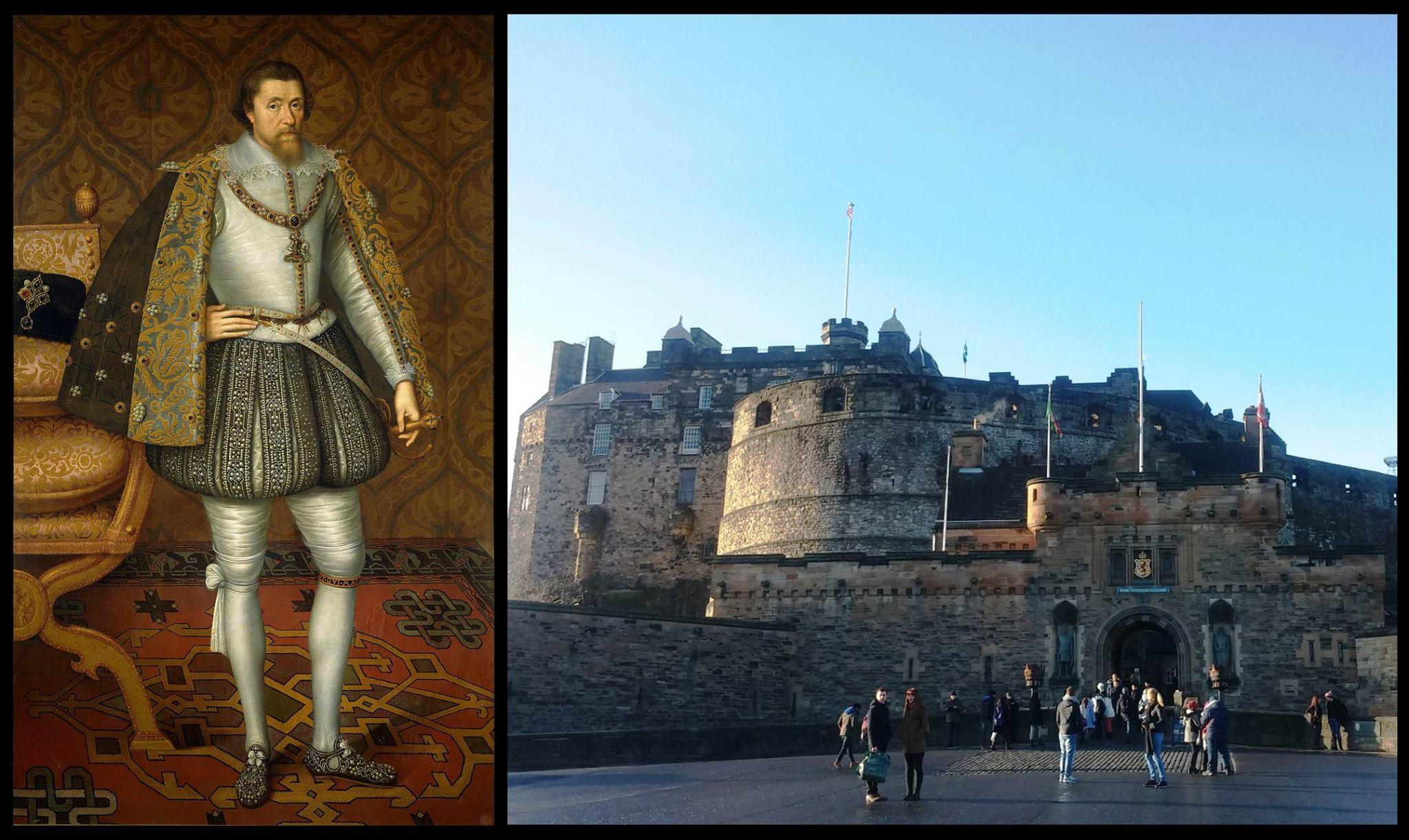 The Crime of Witchcraft & King James VI | Edinburgh History