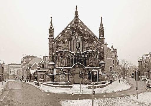 Edinburgh Theatre Chronicles: Bedlam Theatre