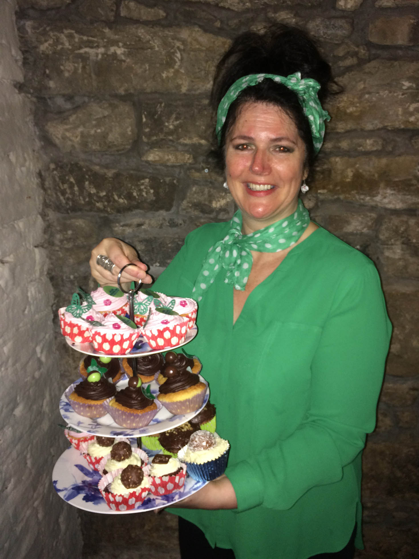 Come on a Mer'cake' Tour! It's Macmillan Coffee Morning time!