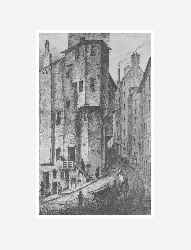 The Creepiest Characters of Old Edinburgh