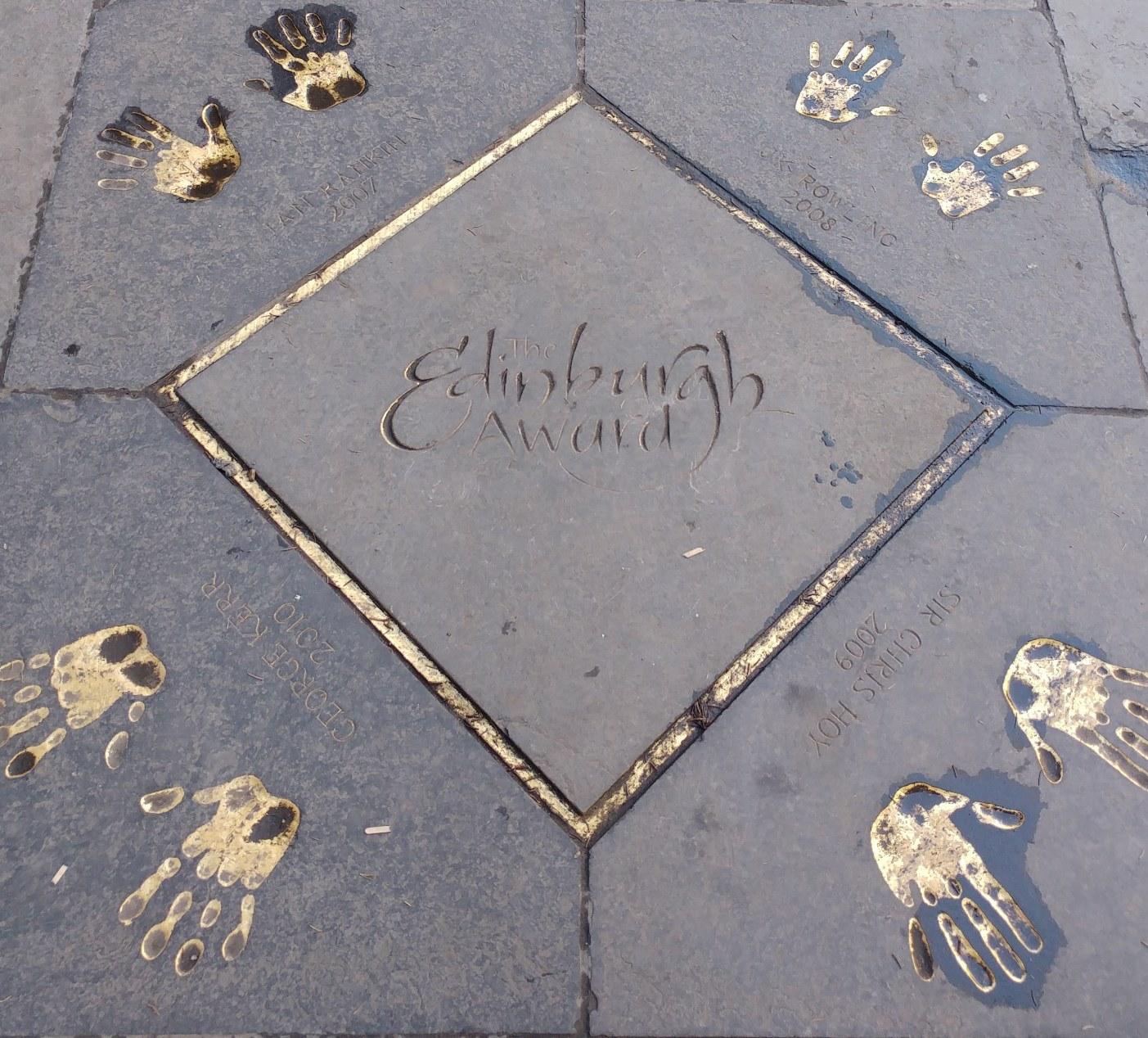 Edinburgh and the Boy Wizard