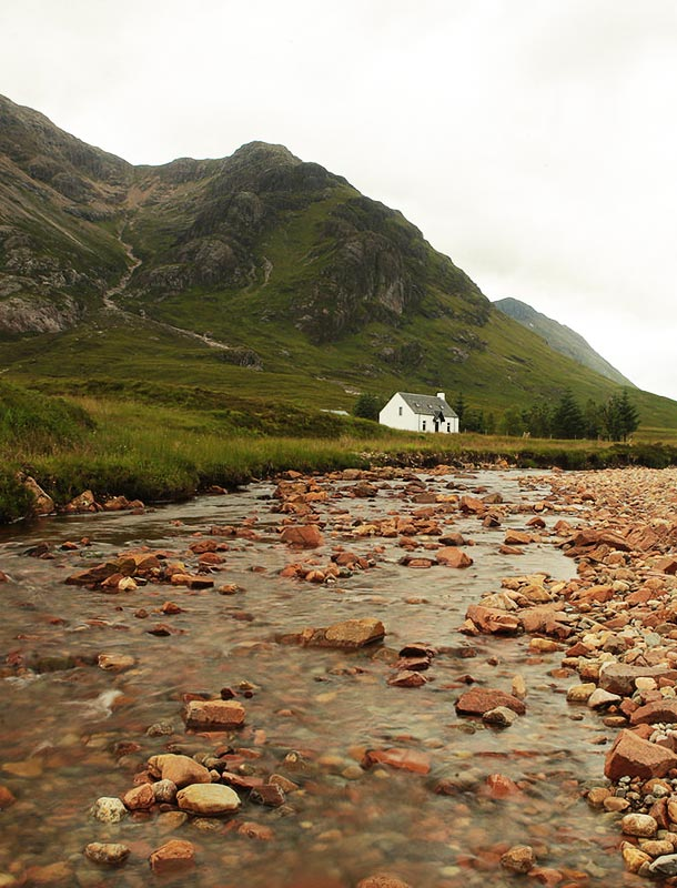 Glencoe; The Valley of Sadness and Mystery