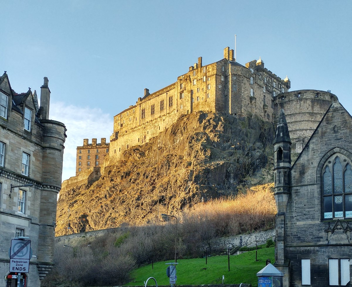 Five Things to See at Edinburgh Castle