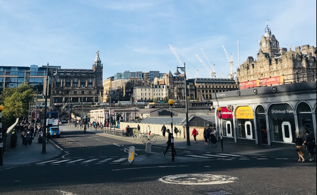James Craig & The Creation of Edinburgh's New Town