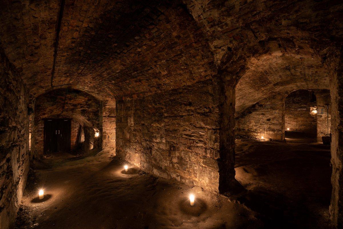 What are Edinburgh's Blair Street Underground Vaults?