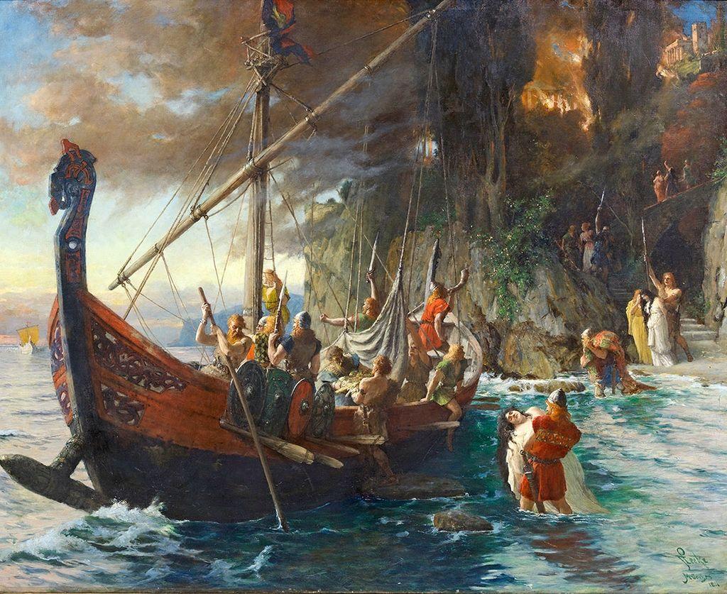 Edinburgh History & Braveheart Before Braveheart: Somerled