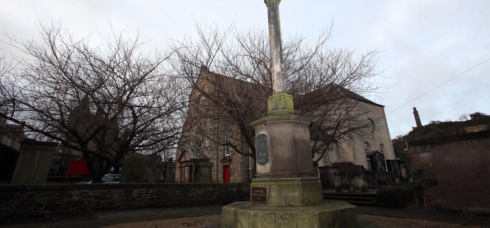 Canongate Kirkyard Edinburgh