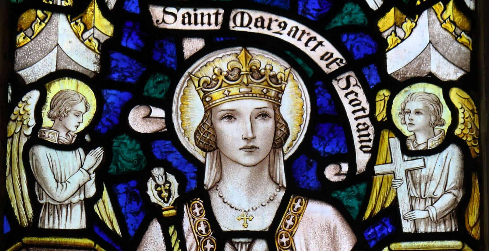 Edinburgh History & The Stories Behind the Stories: Queen Margaret of Scotland