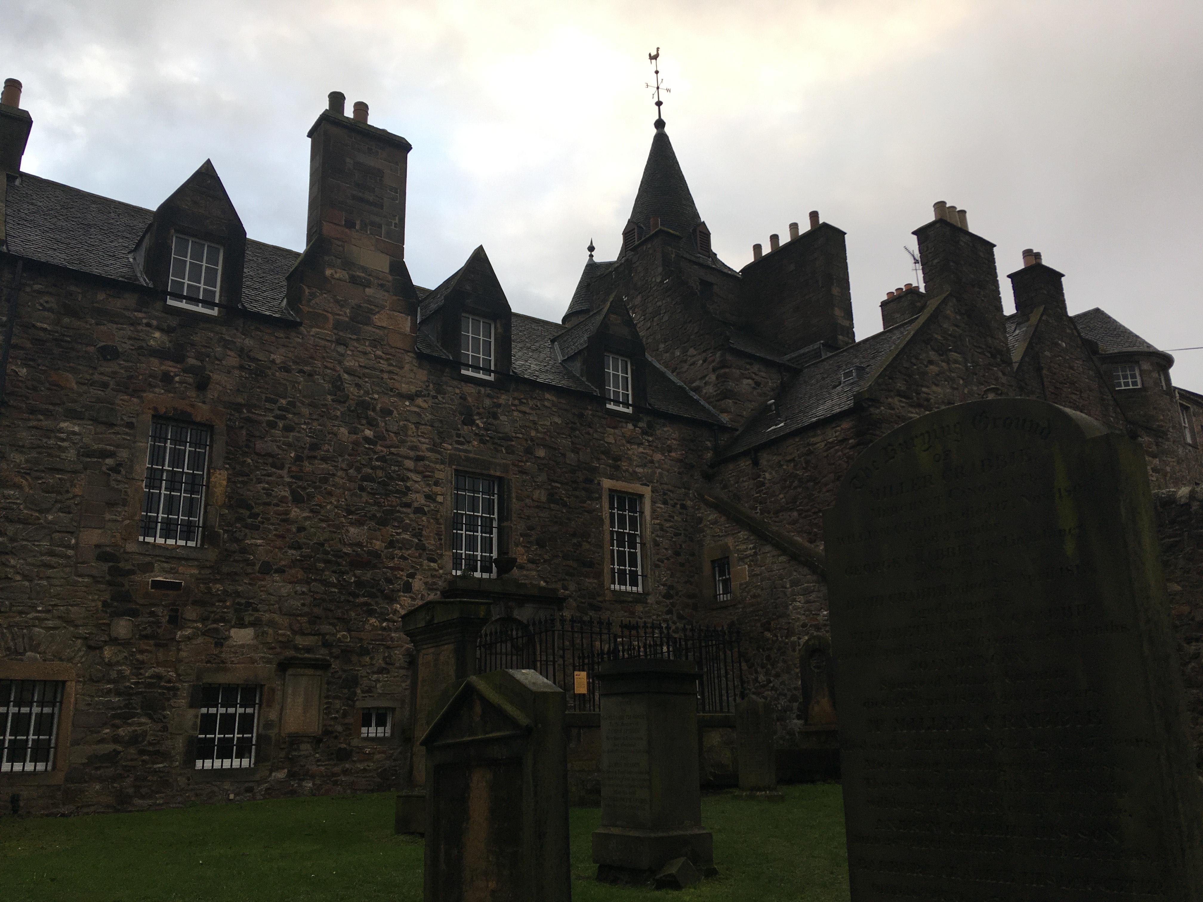 Edinburgh Tours, and the Secret Lives of Taphophiles!