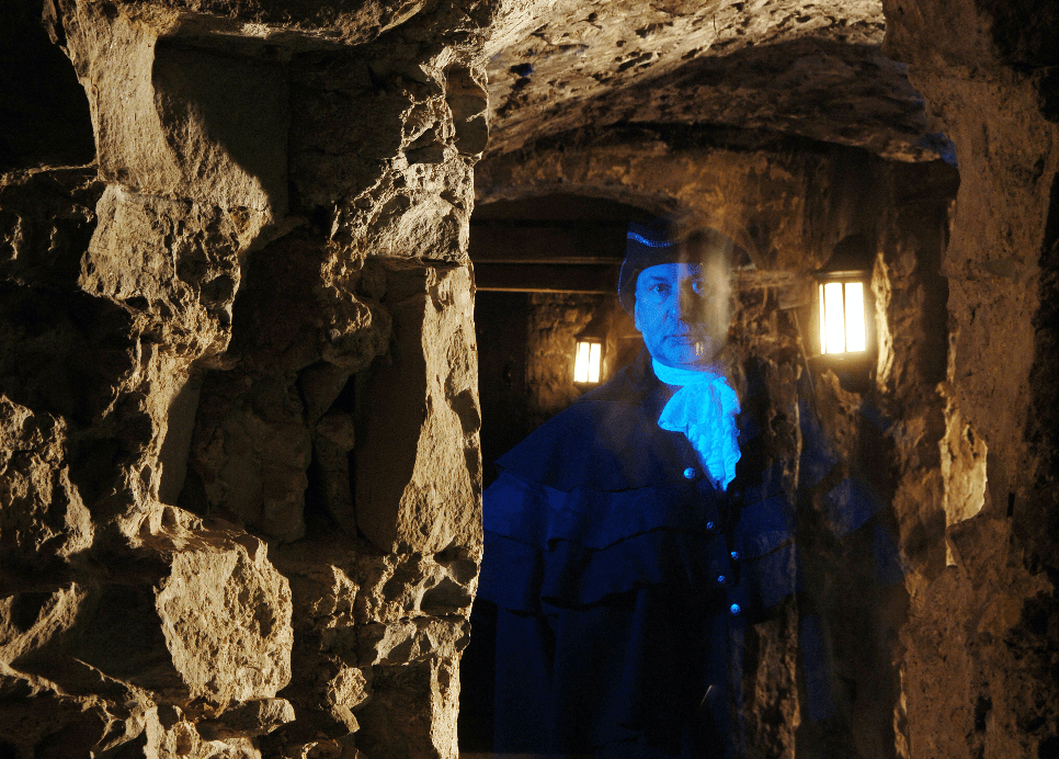 Who Was Mr. Boots, The Watcher? - Edinburgh Vaults Ghosts