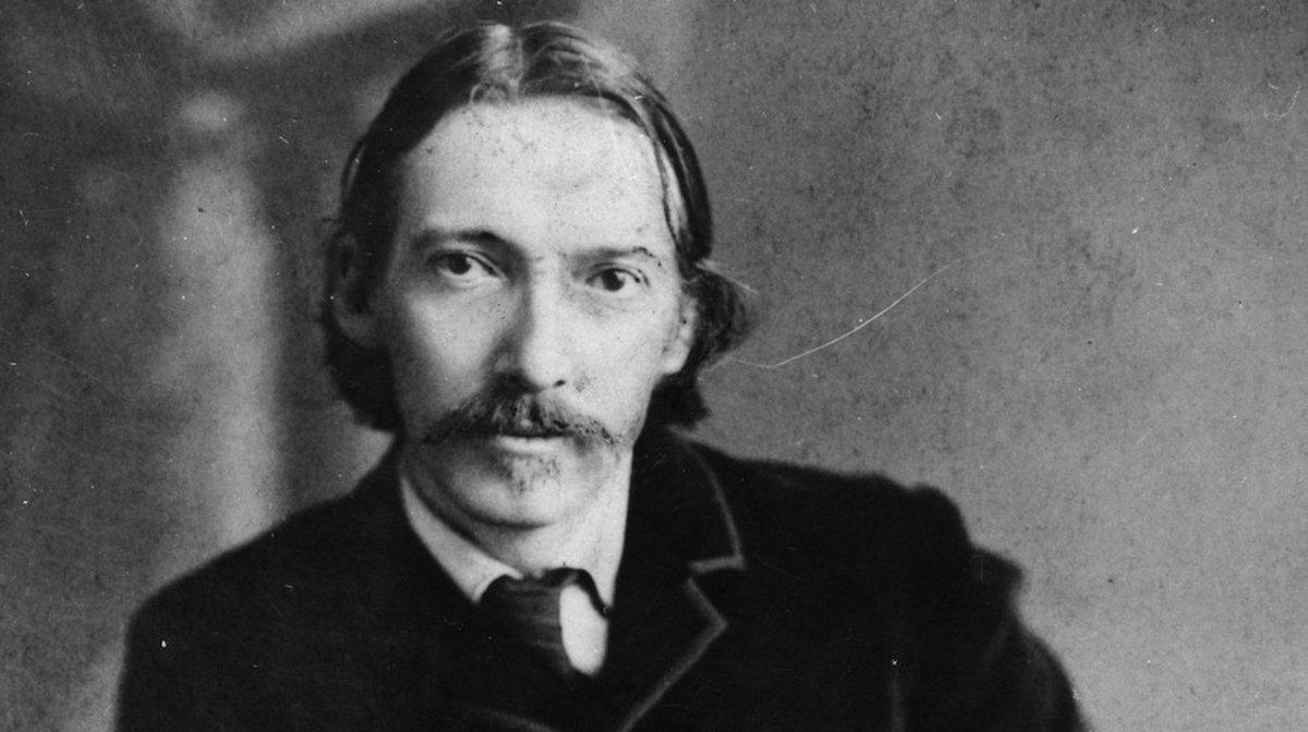 Robert Louis Stevenson aka Velvet Jacket