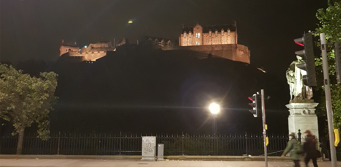 Under the spell of Edinburgh's Witches