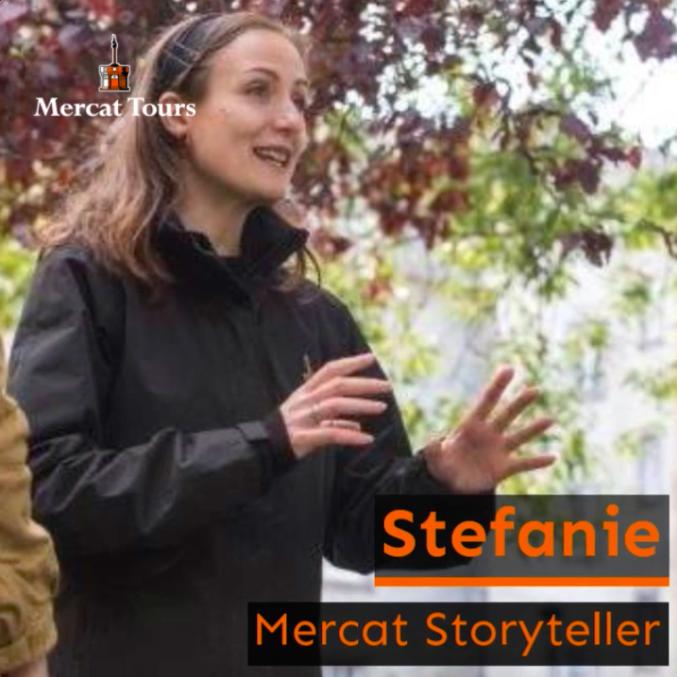 Stefanie's Thoughts on Storytelling & Edinburgh Walking Tours